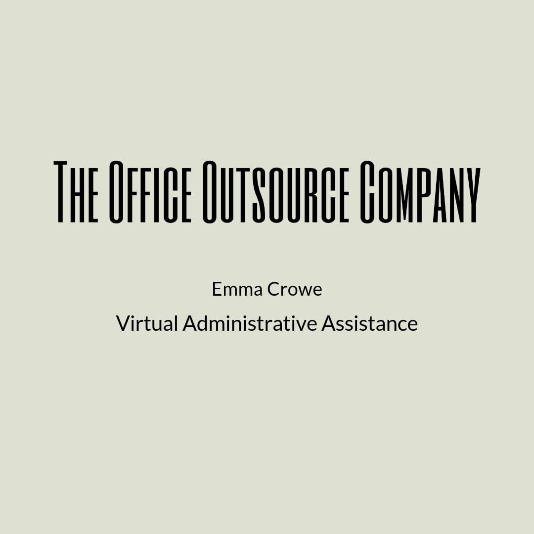 The Office Outsource Company - Chichester, West Sussex PO20 2EH - 07496 098686 | ShowMeLocal.com