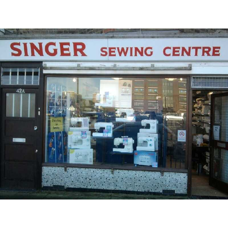 Singer Sewing Machine Centre - Southend-On-Sea, Essex SS1 2BD - 01702 601931 | ShowMeLocal.com