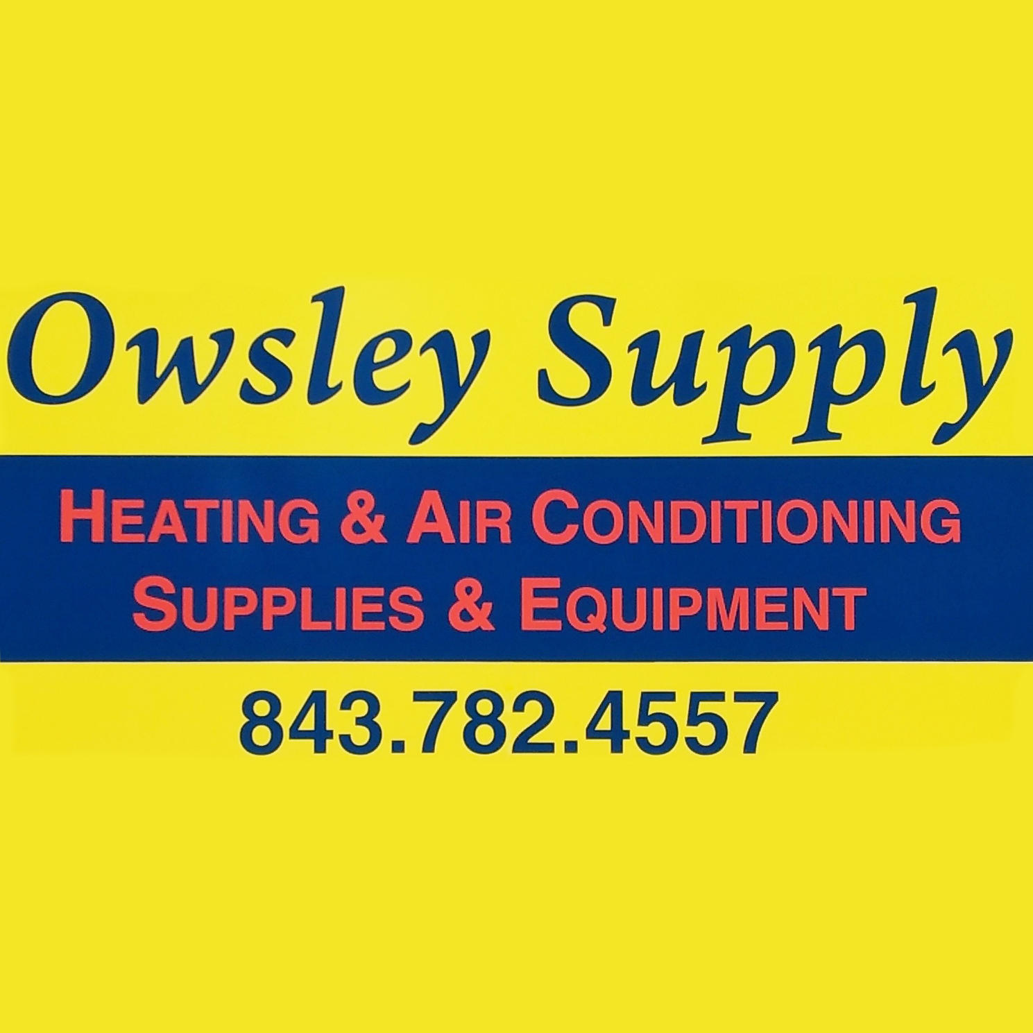 Owsley Supply LLC | HVAC Parts & HVAC Supplies Coupons near