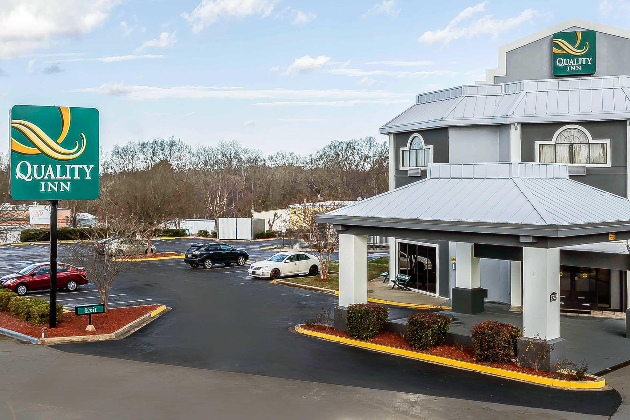 Quality inn salisbury north carolina for Quality hotel