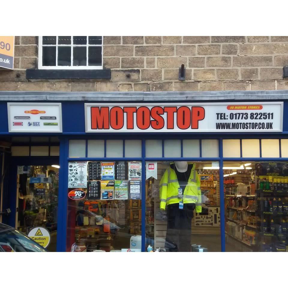 Motostop Ltd - Belper, Derbyshire DE56 1QA - 01773 822511 | ShowMeLocal.com