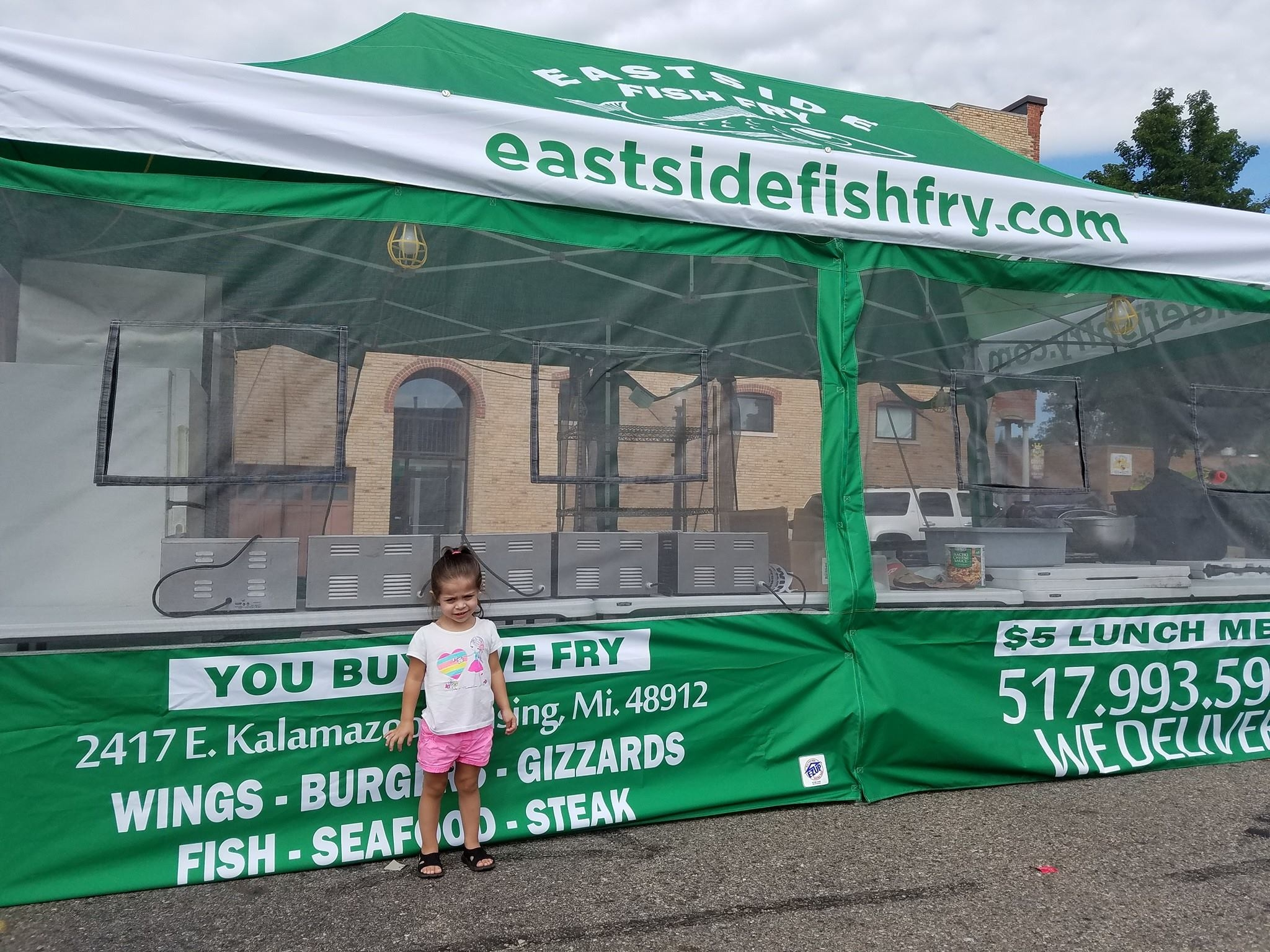 Eastside fish fry grill coupons near me in lansing for Eastside fish fry menu