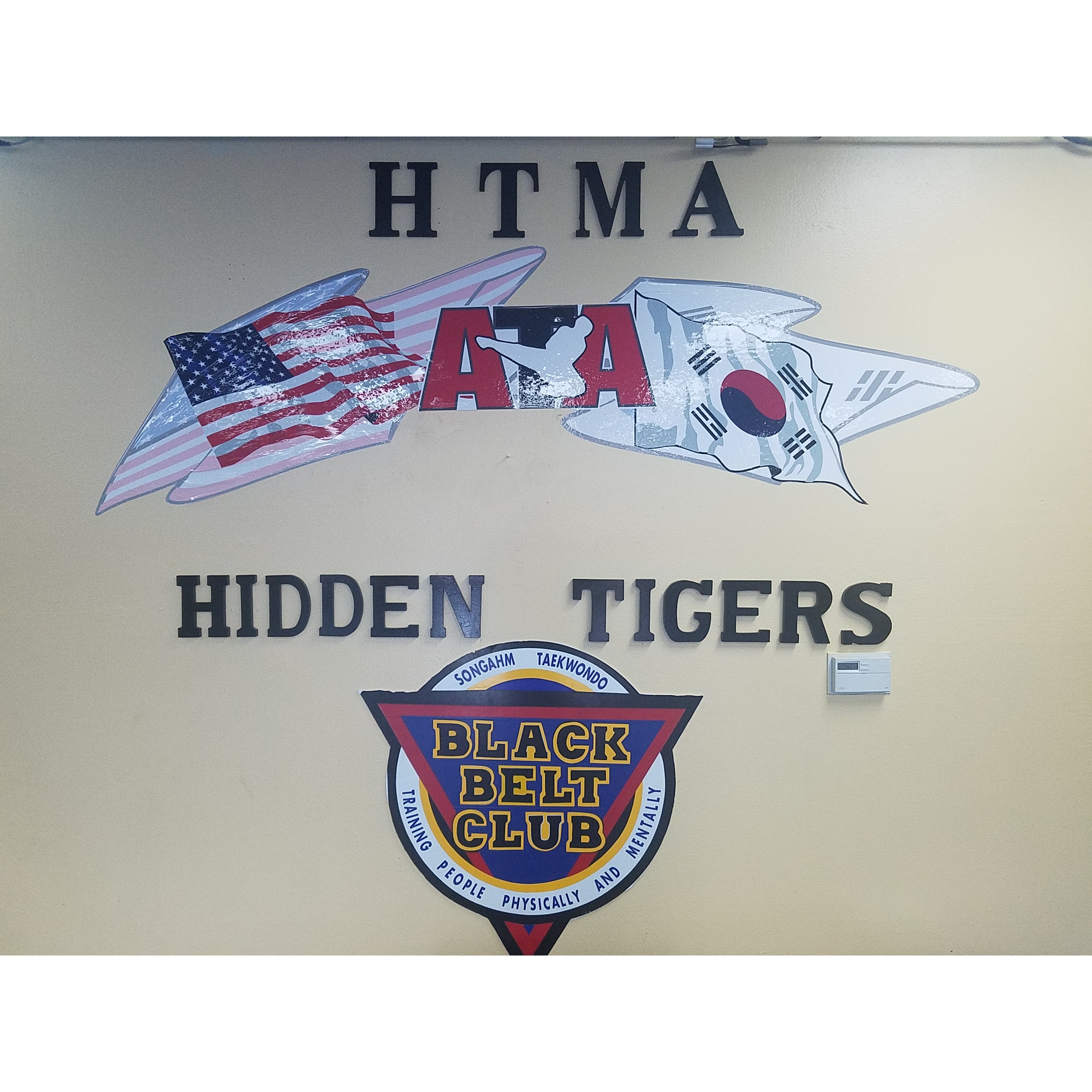 ATA Hidden Tiger Martial Arts