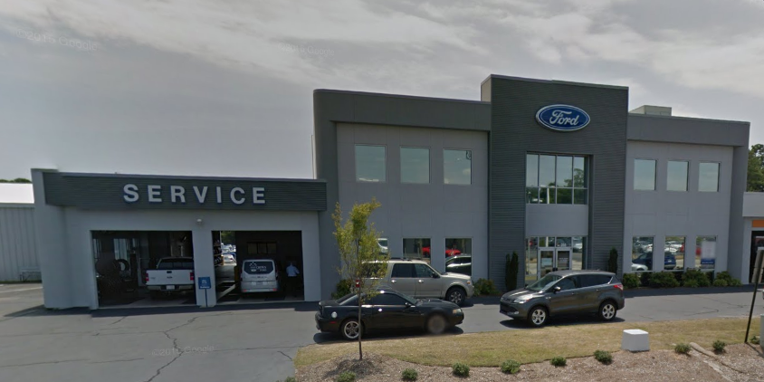 Crown Ford in Fayetteville, NC 28303 - ChamberofCommerce.com