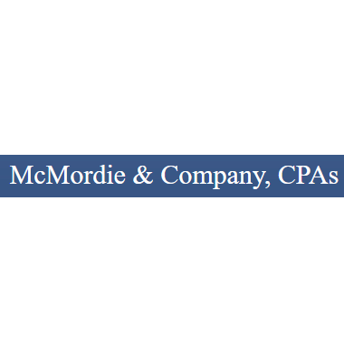 McMordie & Company, CPAS