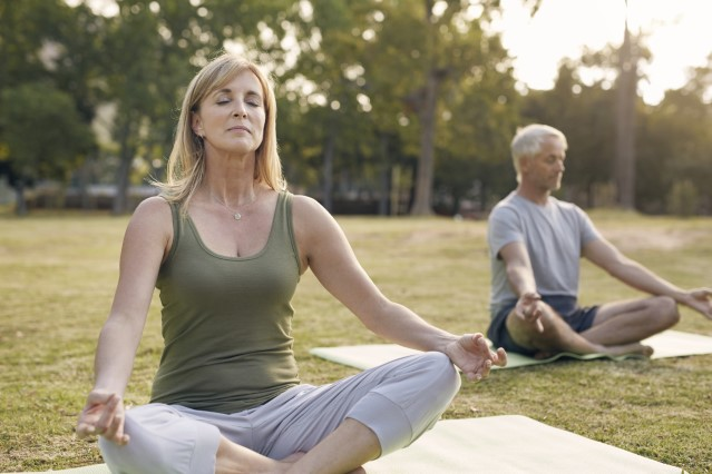 Yoga for Patients with Chronic Conditions