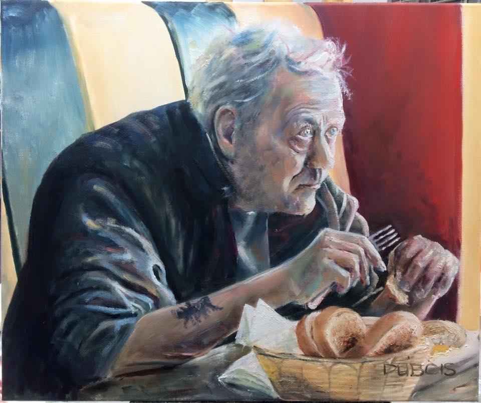 Cours de Peinture Claude Dubois à Terrebonne
