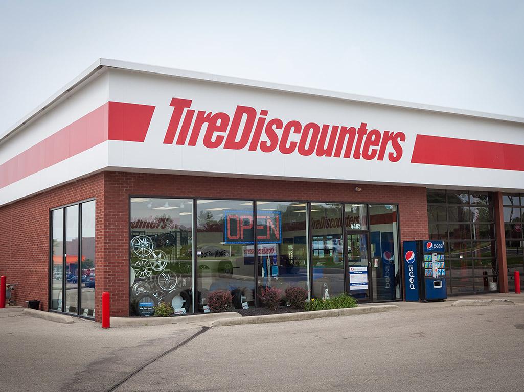 Tire Discounters Dayton Ohio Oh Localdatabase Com