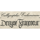 Denyse Francoeur Calligraphie