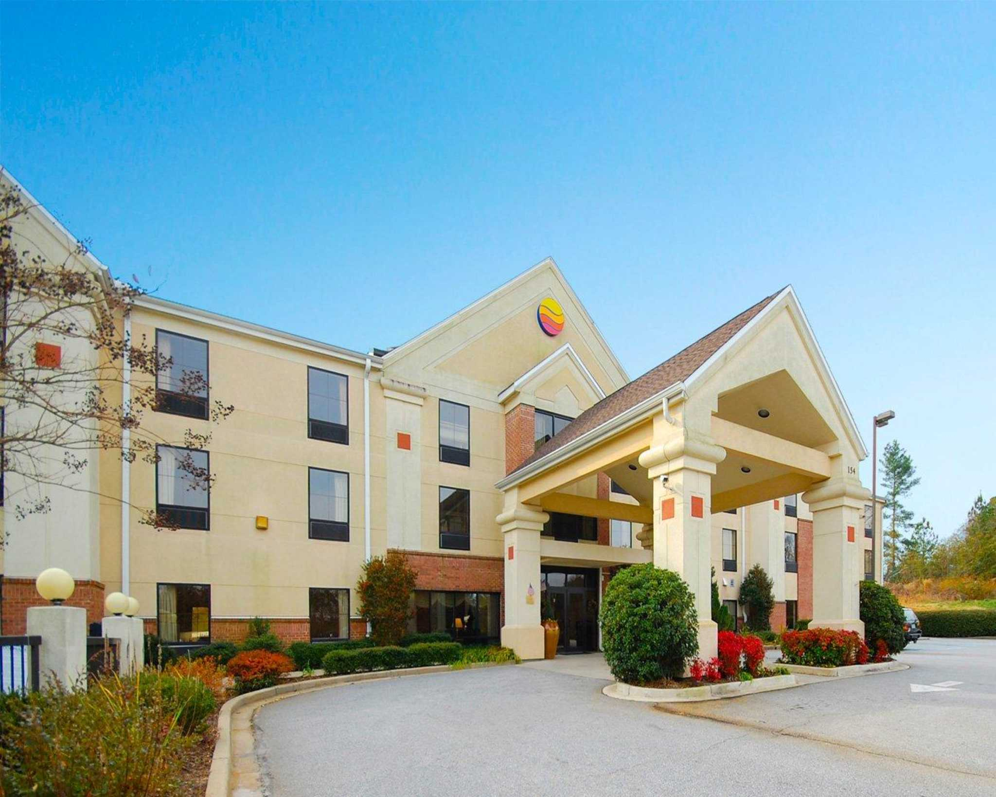 Comfort Inn Amp Suites Spartanburg South Carolina