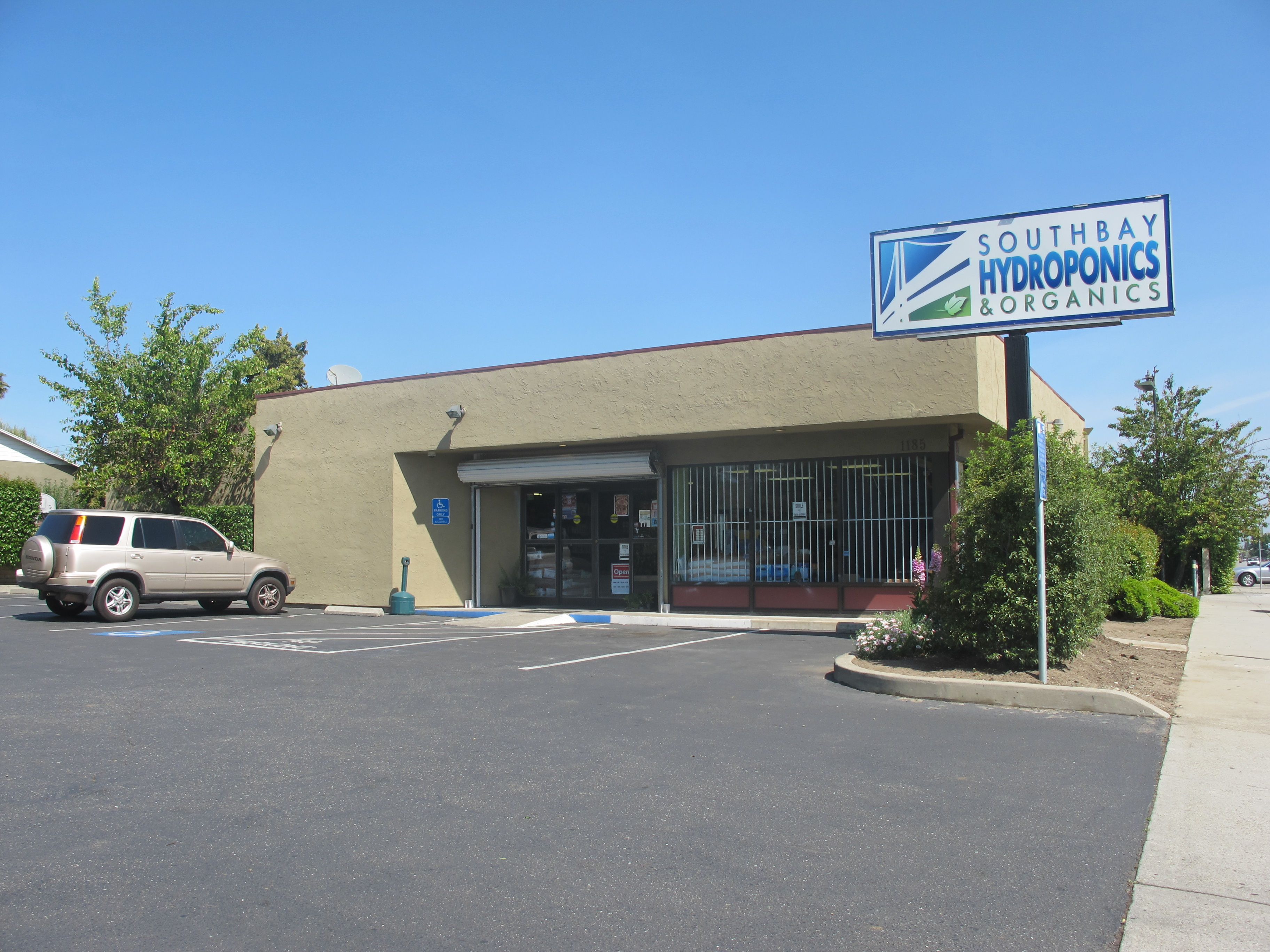 The growbiz bascom garden center san jose ca