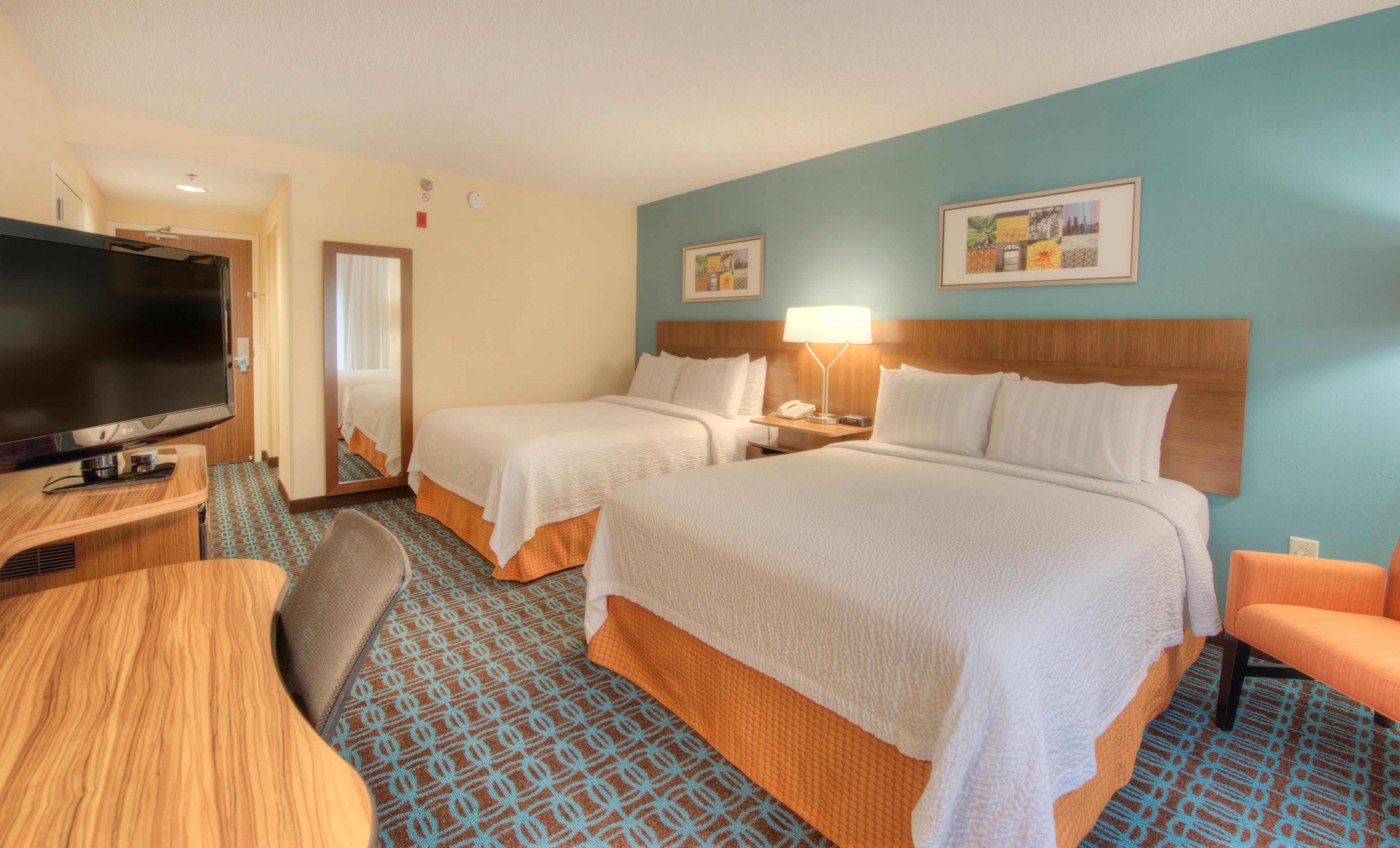 Fairfield Inn & Suites by Marriott Raleigh Crabtree Valley image 6