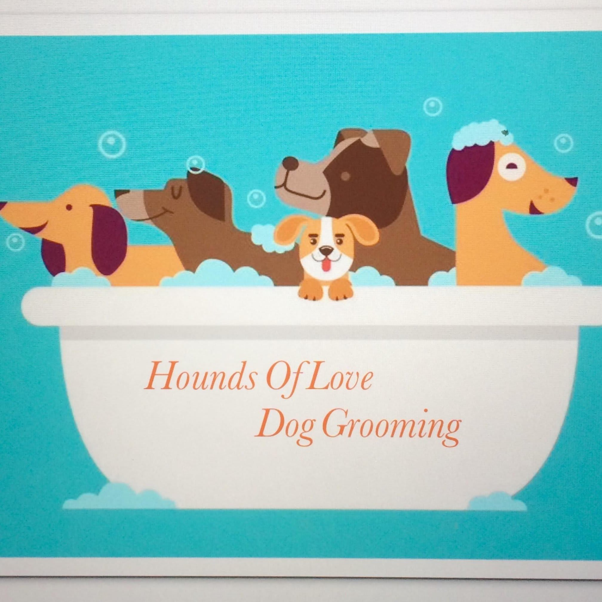 Hounds of Love Dog Grooming - Ilkeston, Derbyshire DE7 5GW - 07835 168960   ShowMeLocal.com
