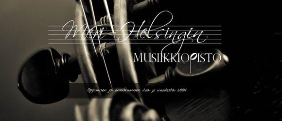 Meri-Helsingin musiikkiopisto