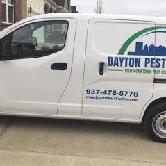Service Van - Dayton Pest Control, OH