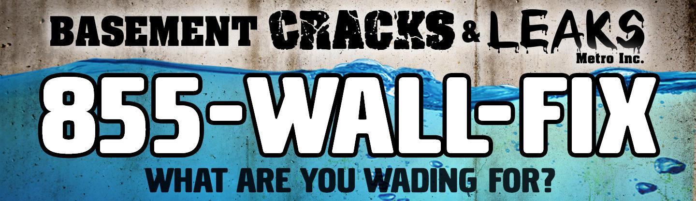 Basement Cracks & Leaks Metro Inc - Fenton, MI 48430 - (810)207-1773   ShowMeLocal.com