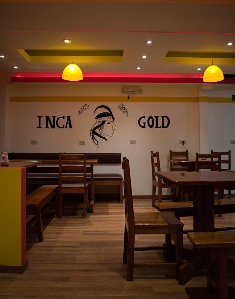 Pizzería Inca Gold Cusco