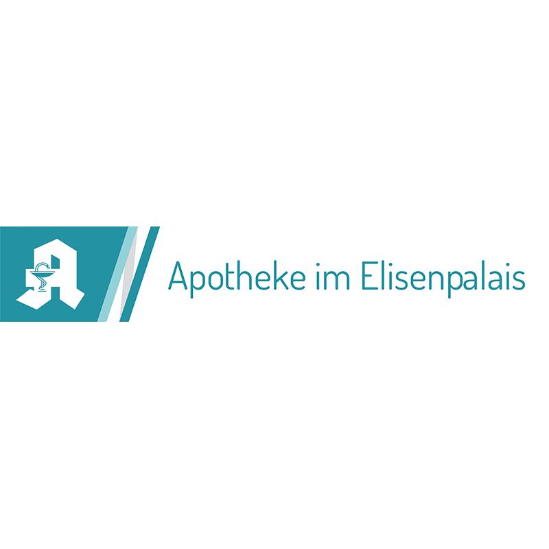 Logo der Apotheke im Elisenpalais
