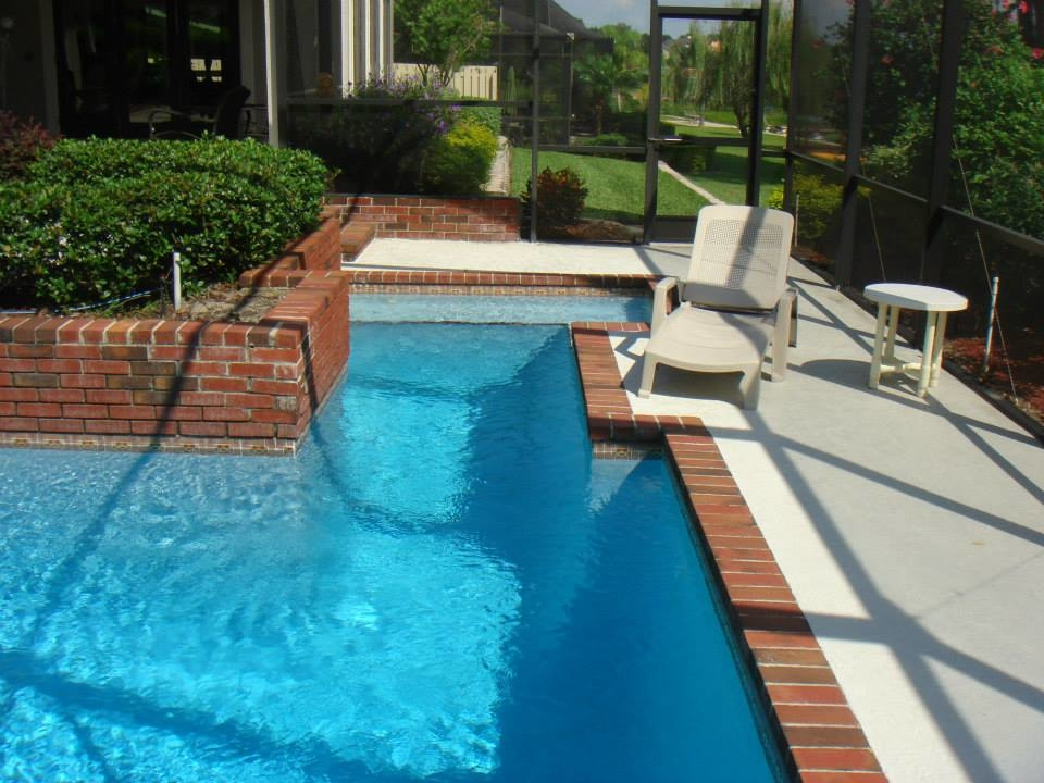 Caribbean pools in lakeland fl swimming pool for Swimming pool dealers