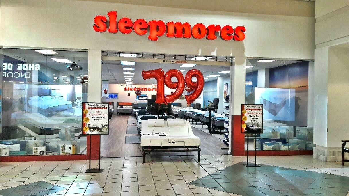 Sleepmores Spartanburg South Carolina Sc
