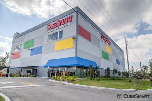 CubeSmart Self Storage - Miami, FL 33182 - (305)223-2858 | ShowMeLocal.com
