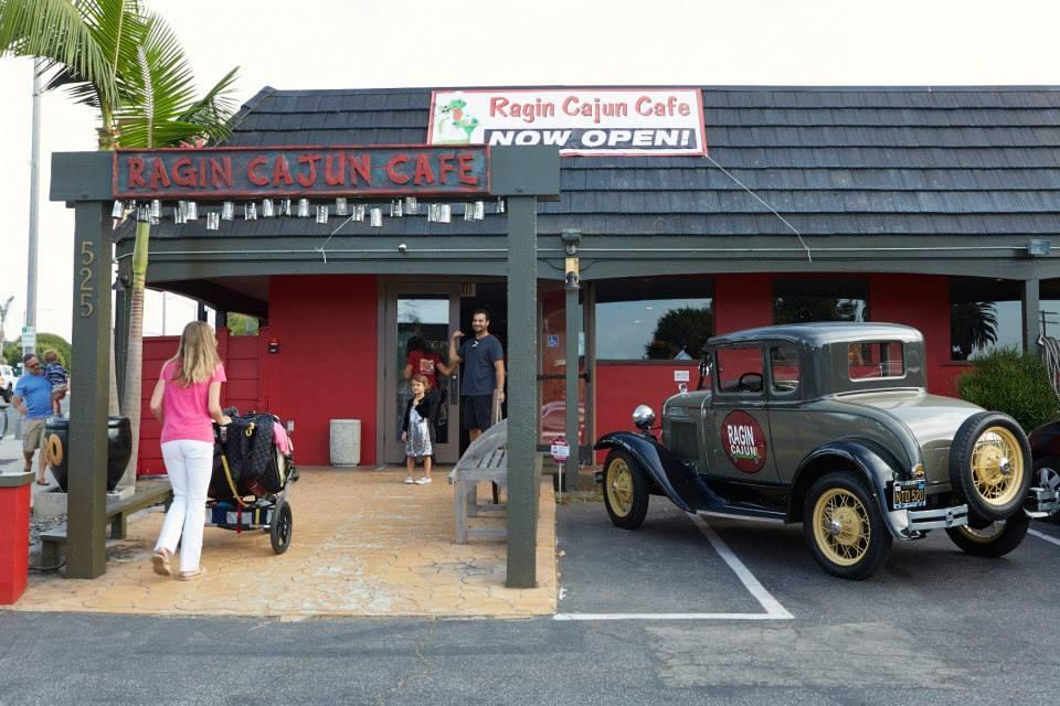 Ragin Cajun Cafe Redondo Beach Ca