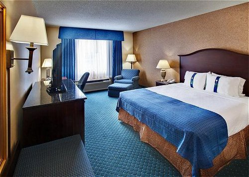 Holiday Inn Hotel & Suites Council Bluffs-I-29 - Council Bluffs, IA -