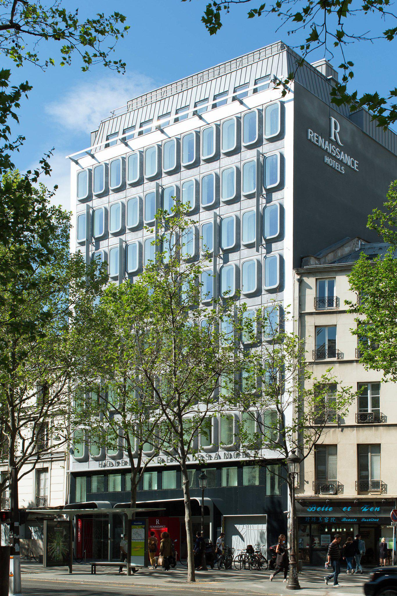 Renaissance Paris Republique Hotel