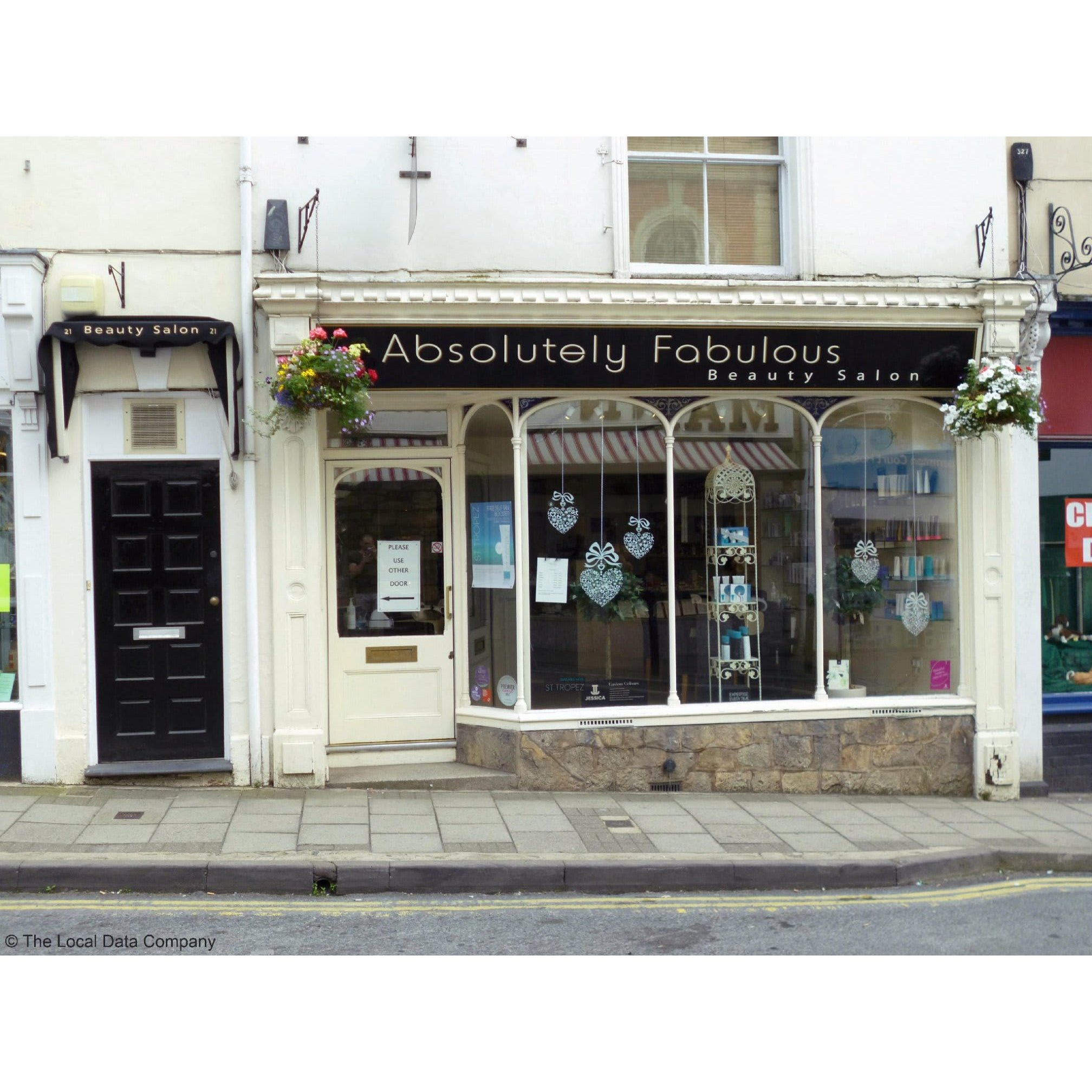 Absolutely fabulous stroud beauty salons my local for Absolutely fabulous salon