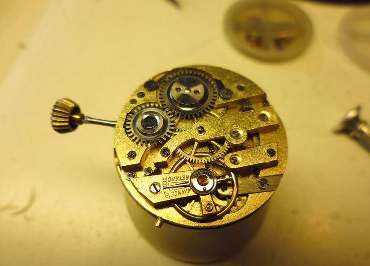 Uhrmacherei Oettler