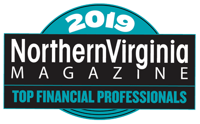 Top Financial Professionals 2019 - Financial Planner Fee Only David Wealth Management, LLC Fairfax (703)560-8300