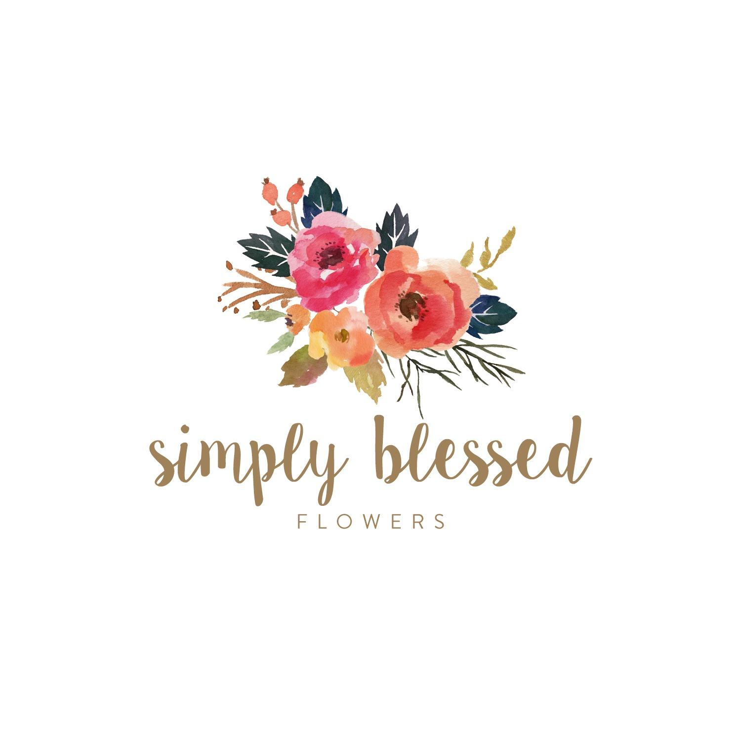 Simply Blessed Flowers