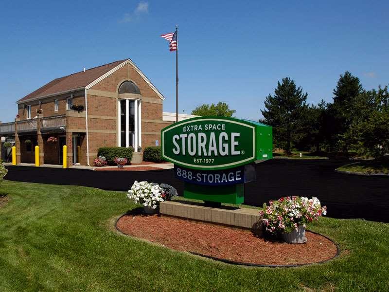 Extra Space Storage Canton Michigan Mi Localdatabase Com
