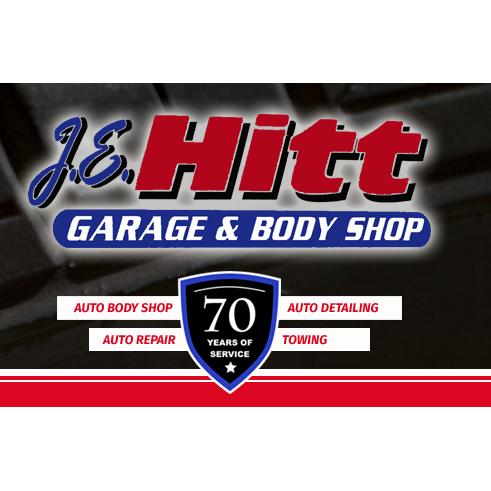 J.E. Hitt Garage Llc