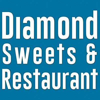 Diamond Sweets & Restaurant logo