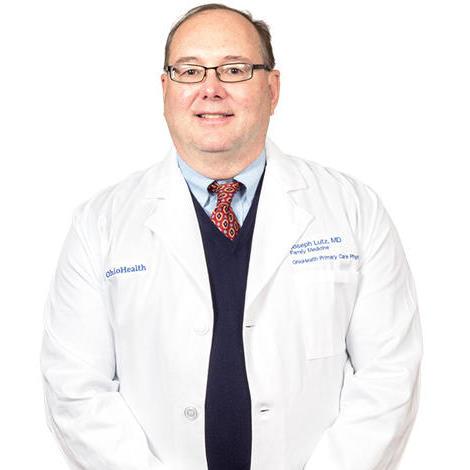 Joseph G Lutz MD