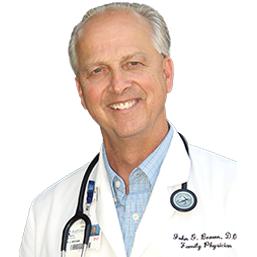 Dr John G Brown DO