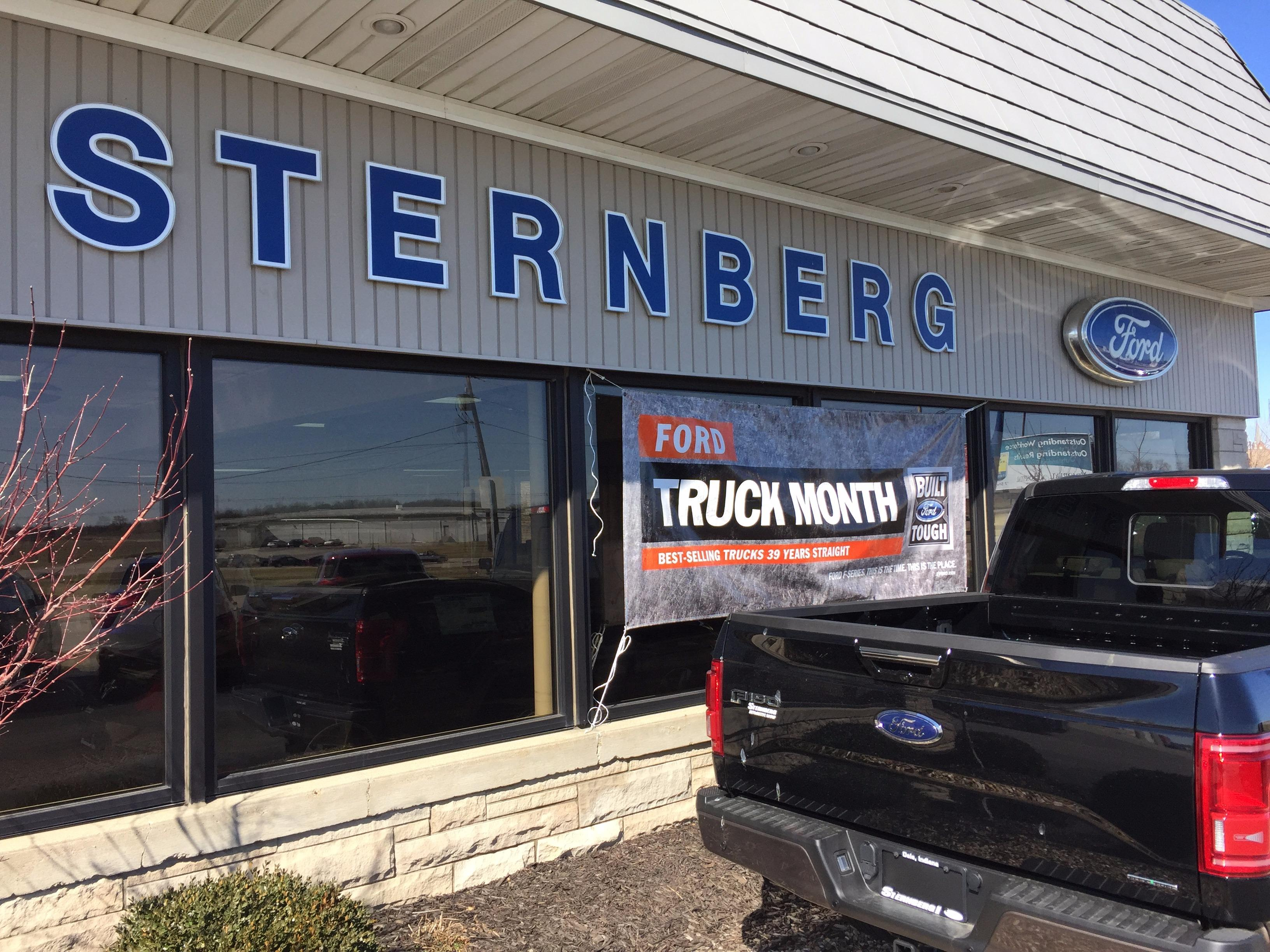 used vehicle inventory sternberg ford in dale autos post. Black Bedroom Furniture Sets. Home Design Ideas