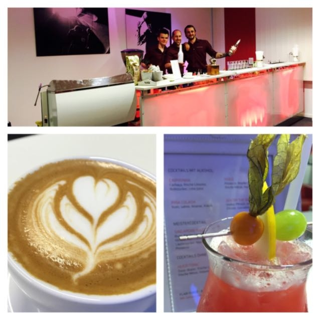 Flair Force Cocktailshows, Showbarkeeper, Cocktail Catering / HEY! Coffee Kaffee Catering