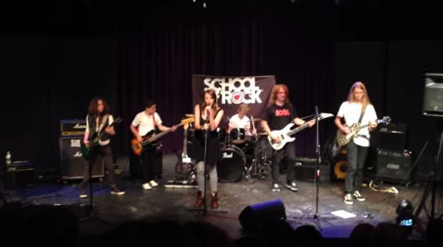 School of Rock Saltillo
