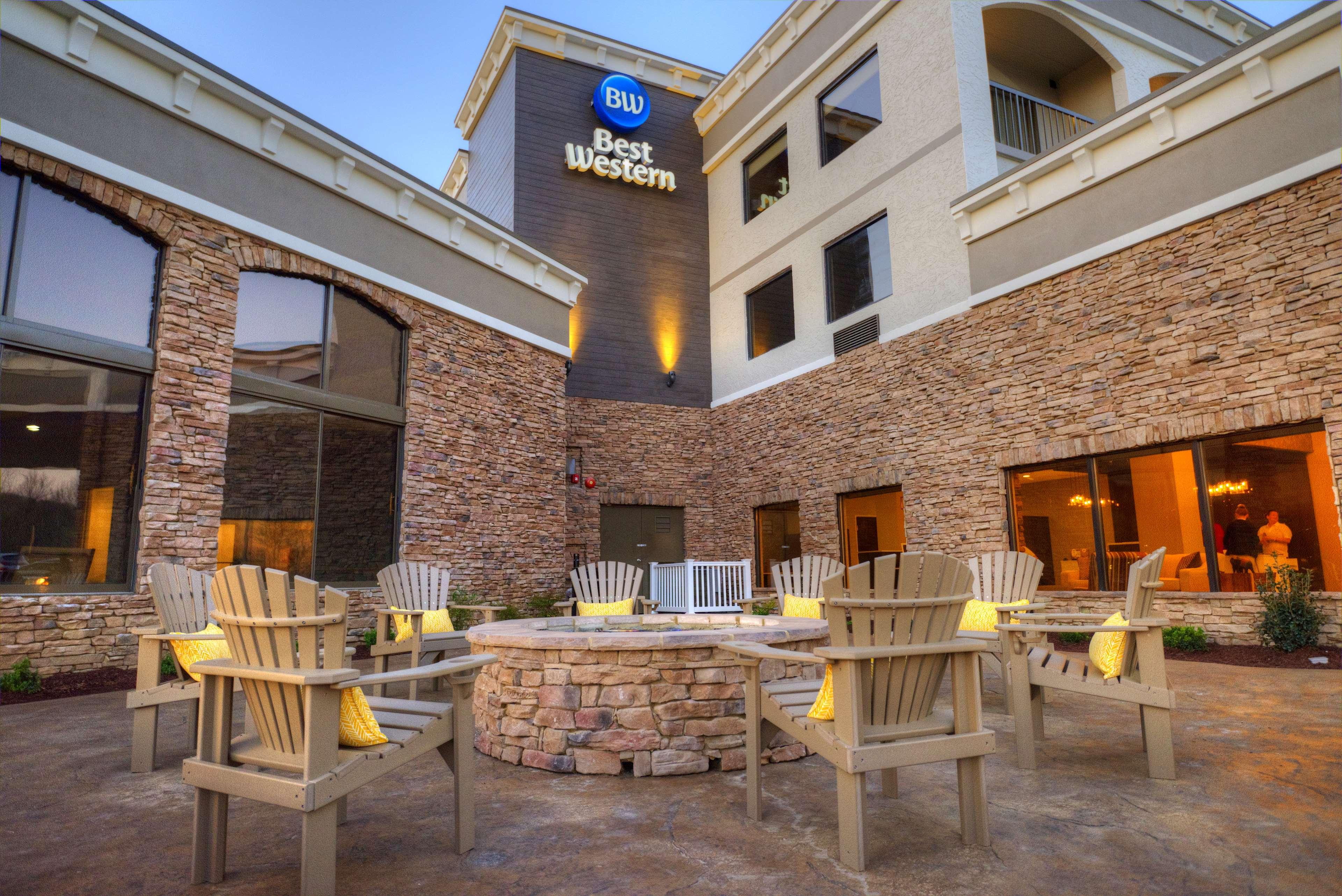 Best Western Sevierville  Kodak Inn  Kodak Tennessee  Tn