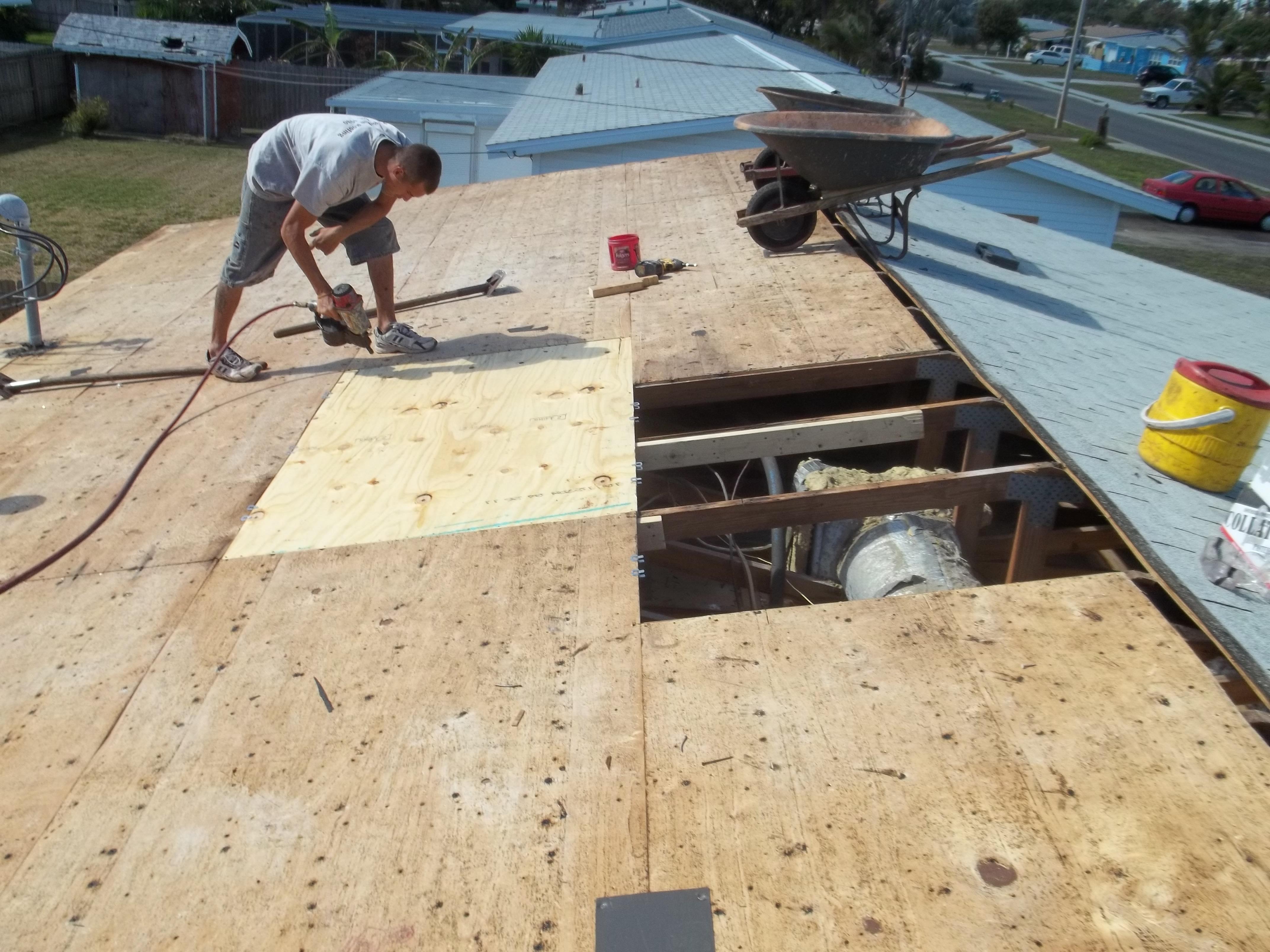 J K Behan Roofing In Melbourne Fl 32935