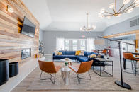 Newly Renovated Clubhouse at Barrington Estates Apartments in Indianapolis, IN