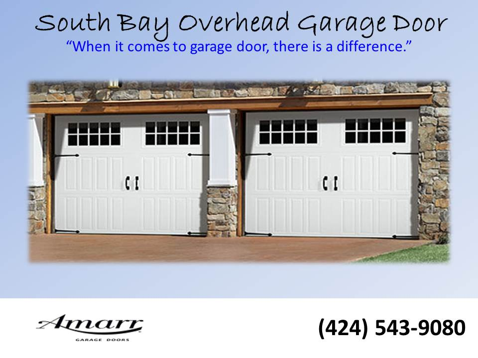 south bay overhead garage door in hawthorne ca 90250