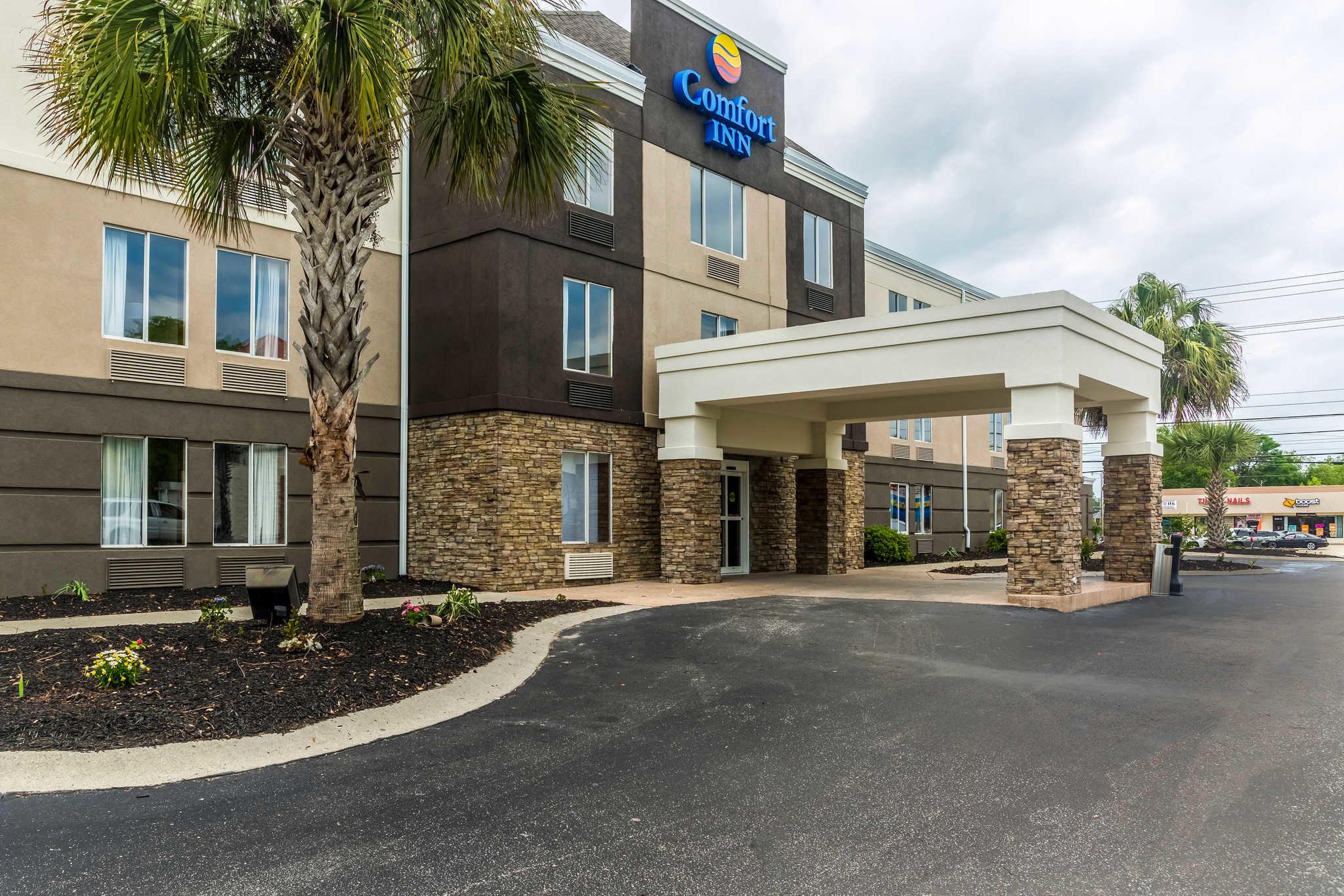 Hotels Near Barefoot Landing Myrtle Beach Sc