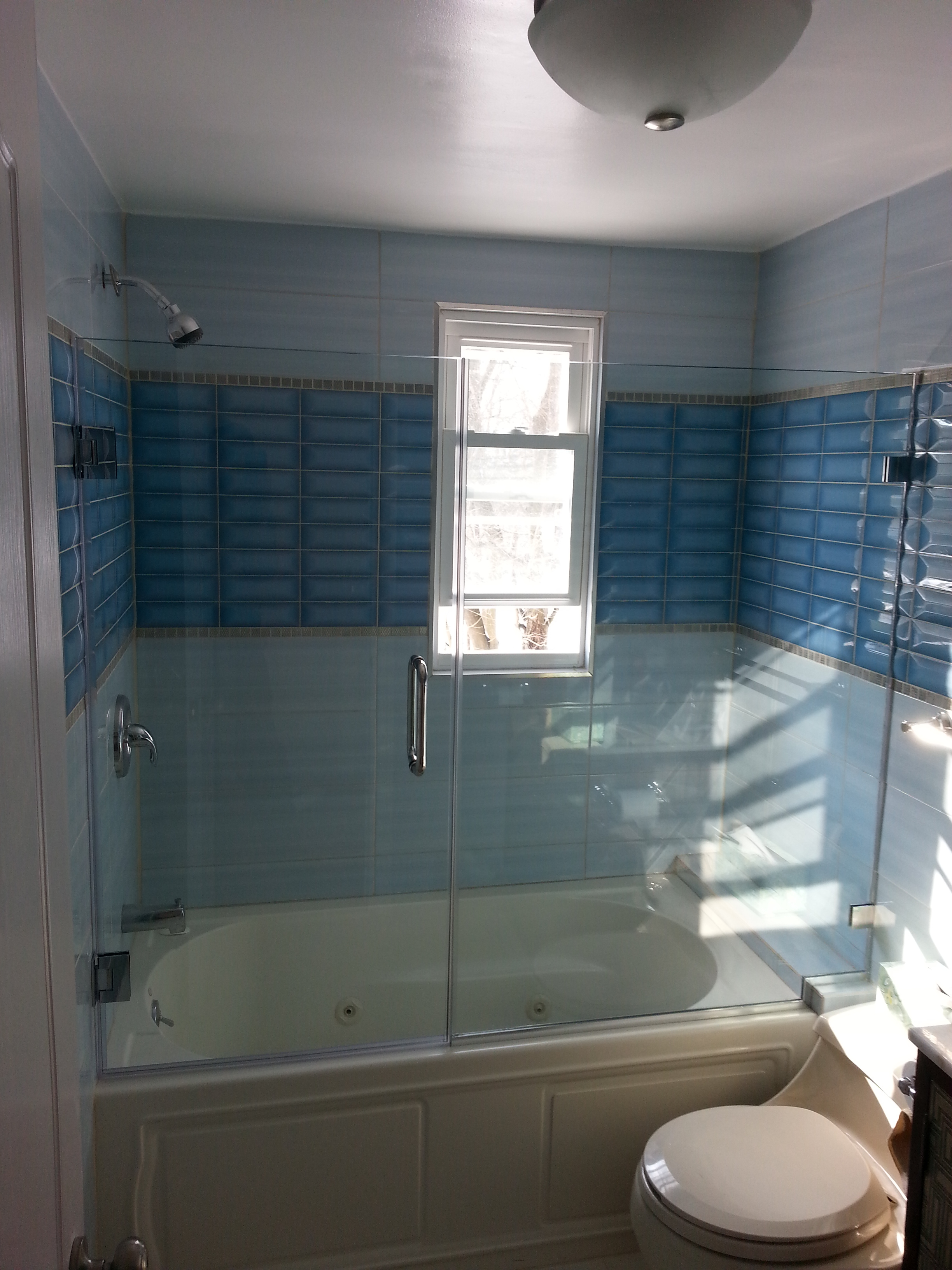 Frameless Glass Shower Doors Long Island