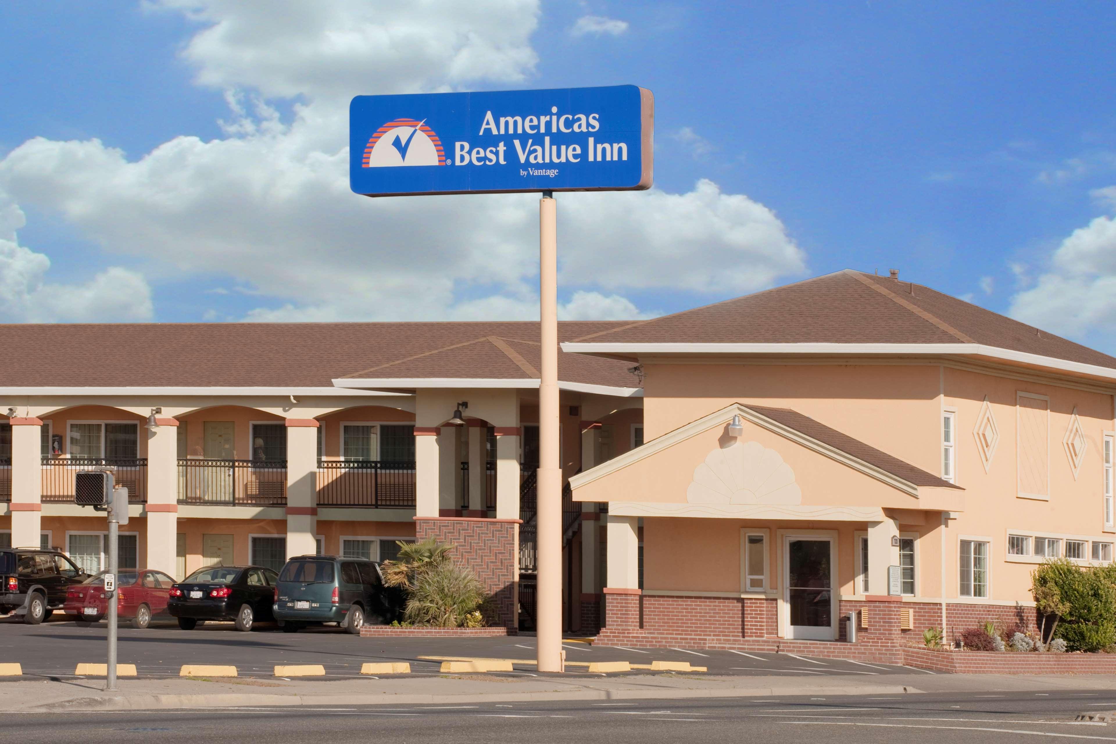 Americas Best Value Inn Marysville  Marysville California