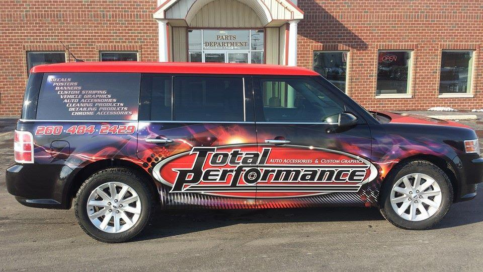 Total performance in fort wayne in 46803 for Custom t shirts fort wayne