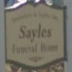 Sayles Funeral Home