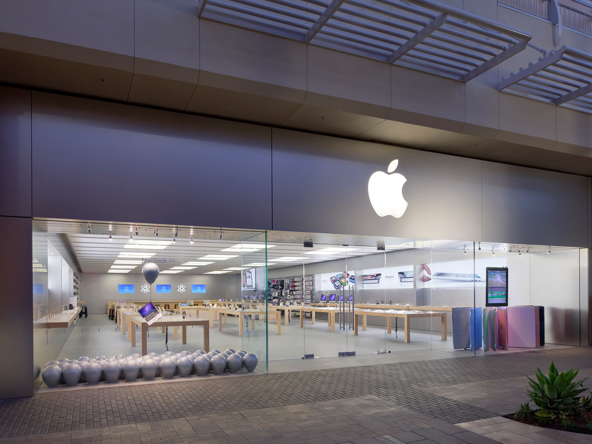 Apple Store Fashion Valley Ca